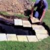 Техника на изграждане на водна площ