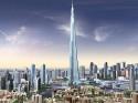 Бурж Дубай - най-високата сграда в света