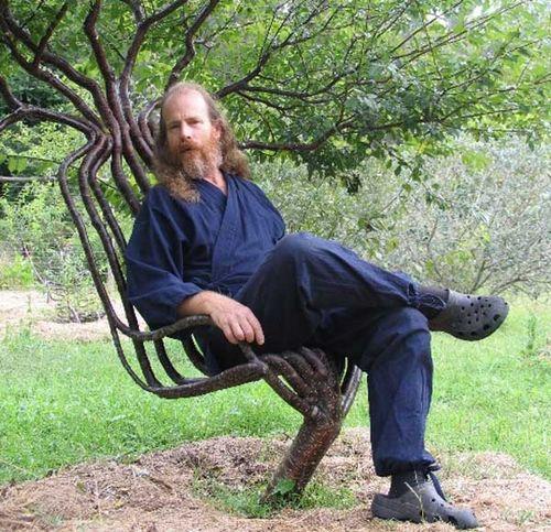 Засаден стол