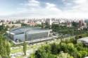Националната спортна зала в София ще впечатлява с дизайна си