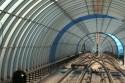 Нови промени на движението поради строежа на метрото
