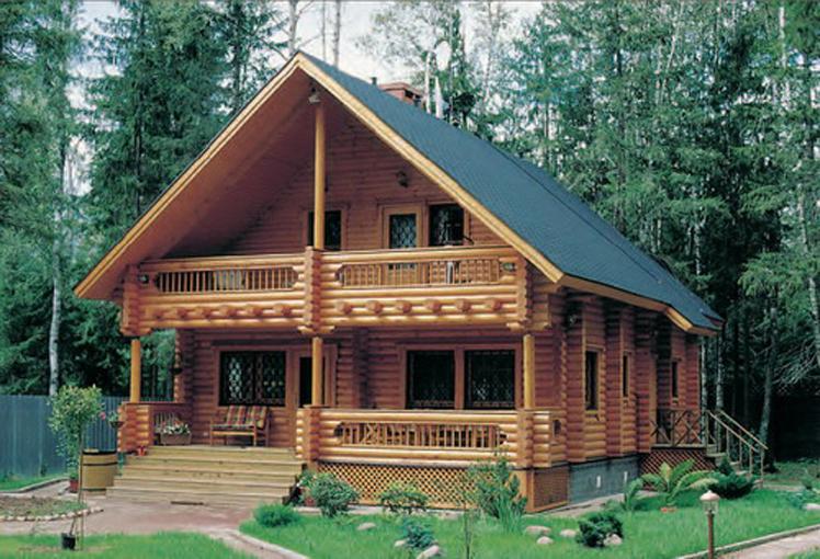 Сглобяеми дървени къщи или бетонни къщи