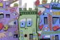 Комплекс с усмихнати сгради в Германия