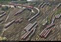 Най-сложната и удивителна железопътна гара в света - Франкфурт